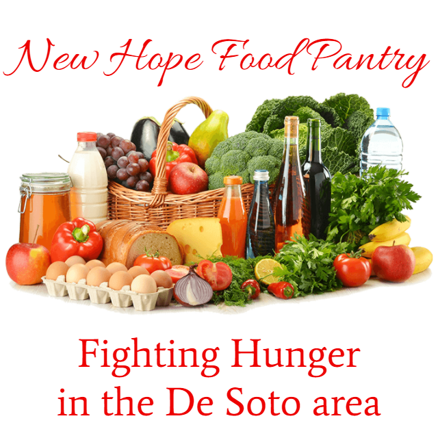 Local Outreach Ministries - New Hope Food Pantry