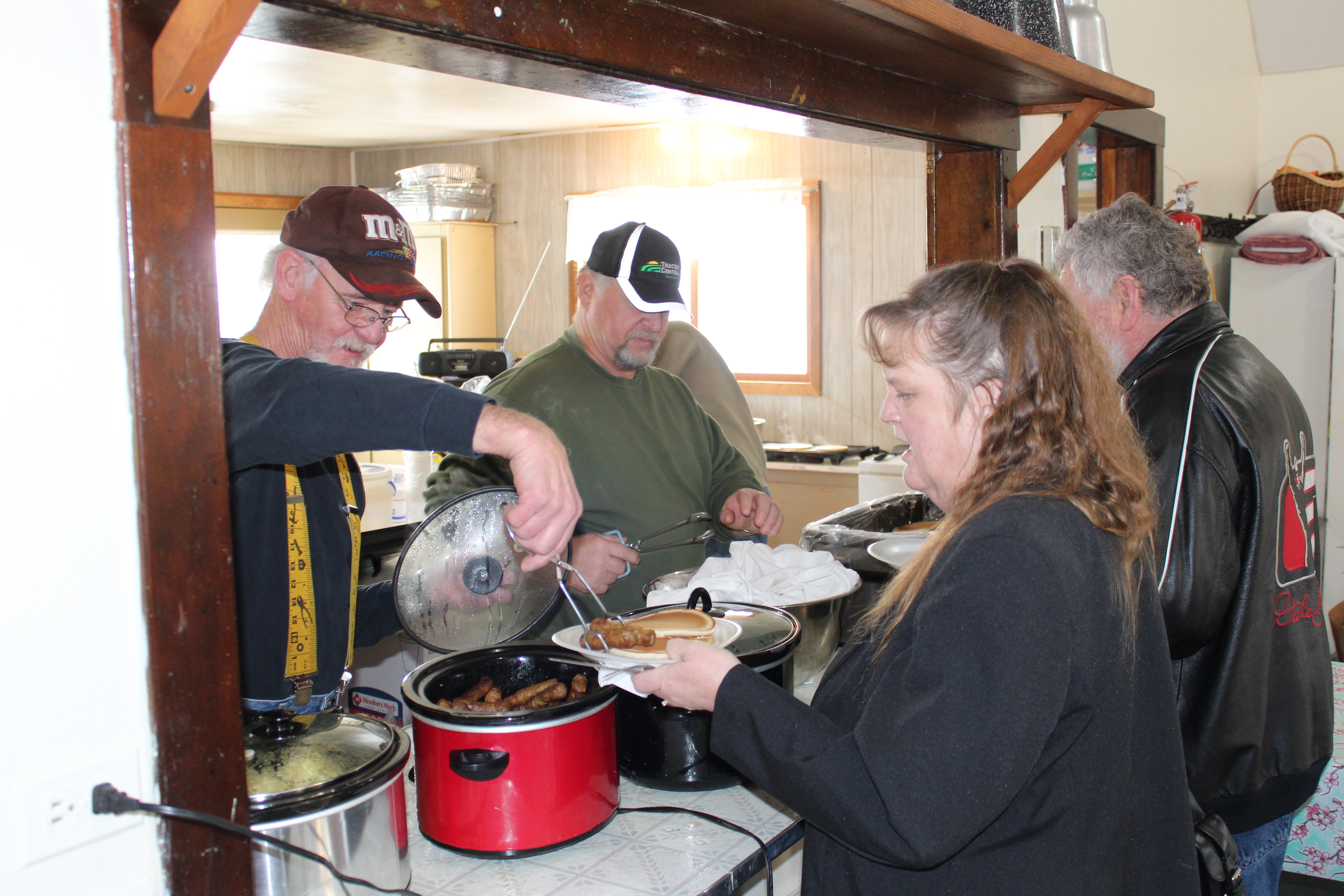 Local Outreach Ministries - Retreat Community Breakfast